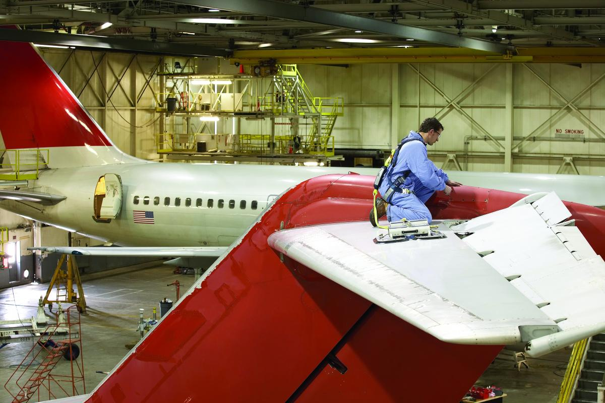 Aviation Fall Protection Solutions by Ark Safety