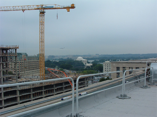 Rooftop Fall Protection Systems and Solutions