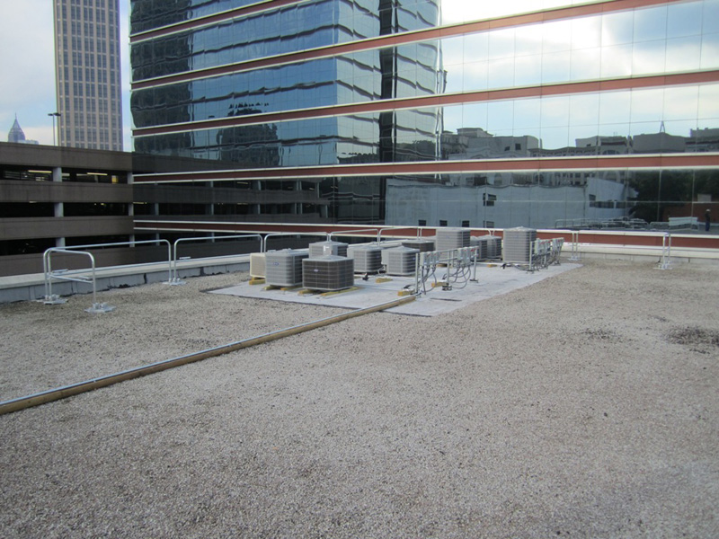 Custom Rooftop Fall Protection Solutions