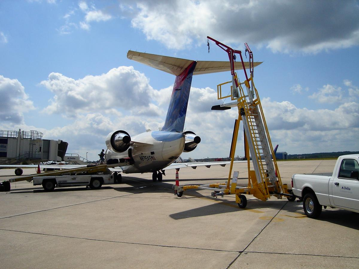Commercial Aviation Fall Protection Systems by Ark Safety