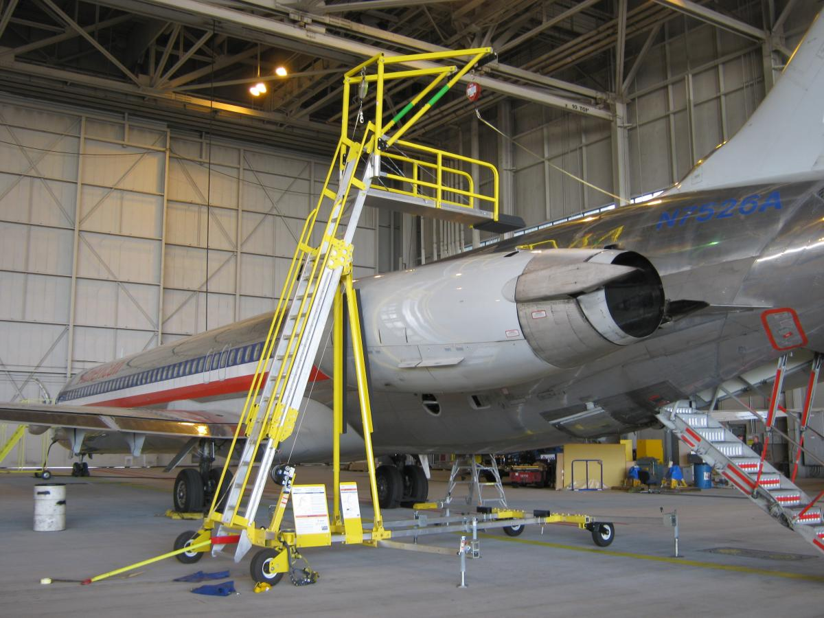 Commercial Aviation Fall Protection Solutions