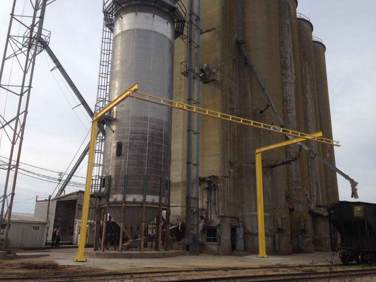 Railcar and Railway Industry Fall Protection