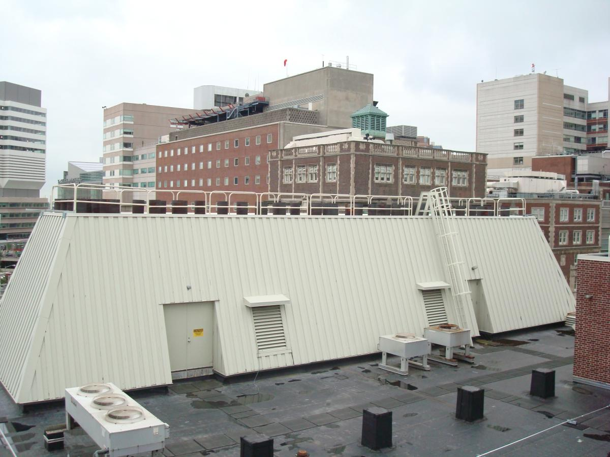 Rooftop Fall Protection Systems by Ark Safety