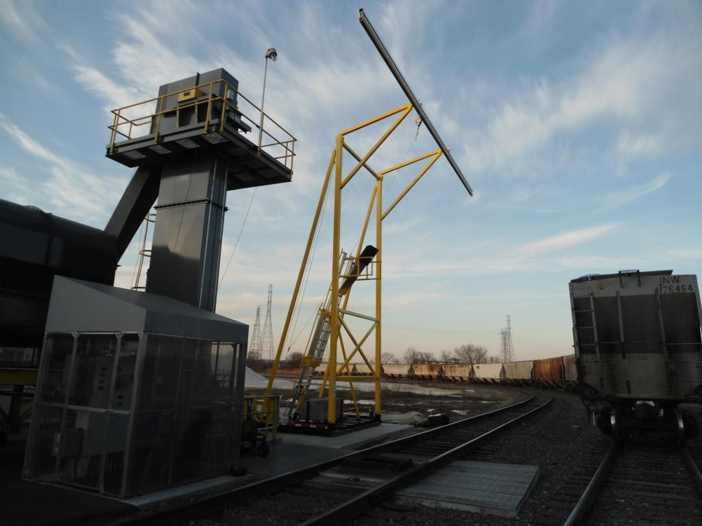 Railcar and Railway Industry Fall Protection by Ark Safety