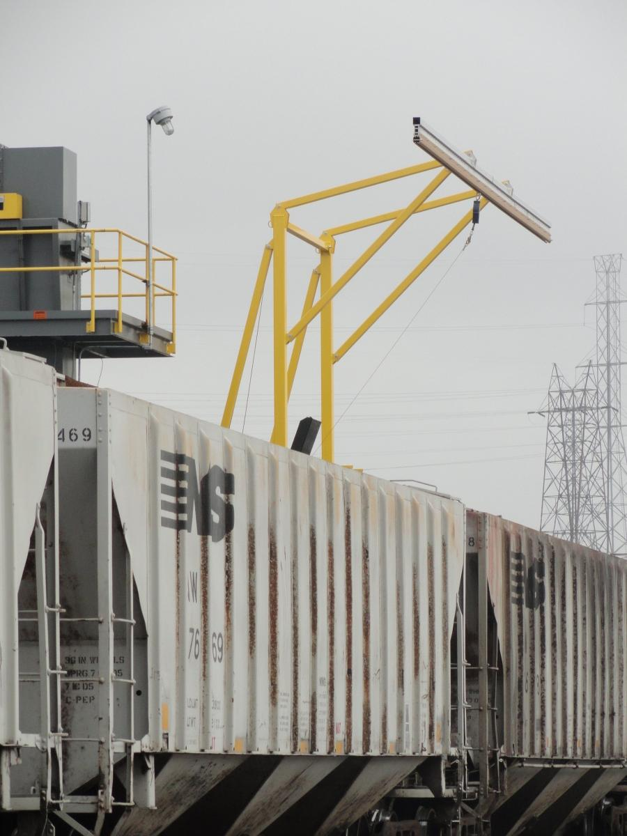 Ark Safety Experts at Railcar and Railway Industry Fall Protection