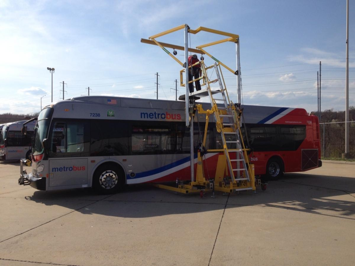 Transportation Industry Fall Protection Solutions