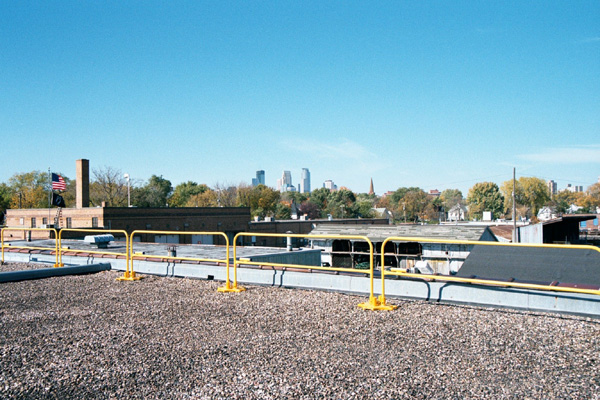 Rooftop Fall Protection Solutions