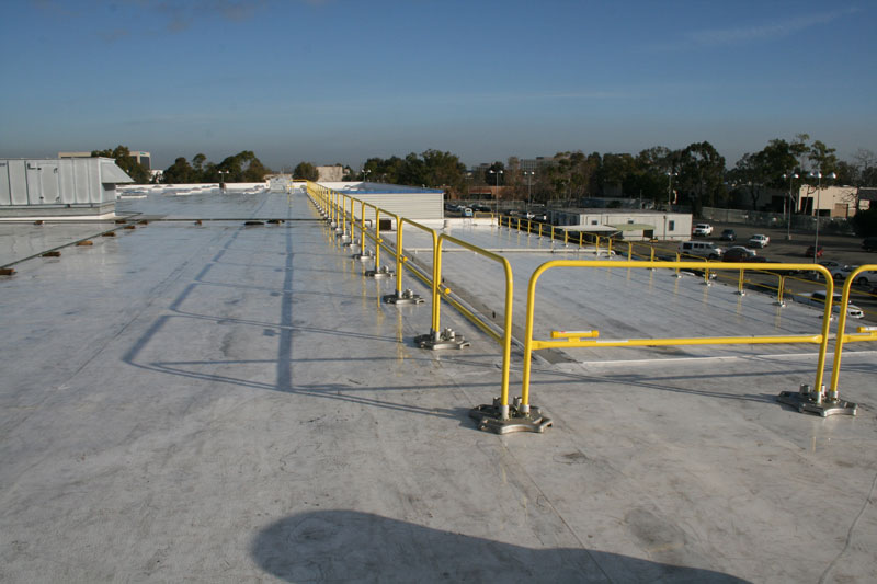 Ark Safety Rooftop Fall Protection Systems